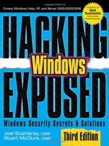 Hacking Exposed Window